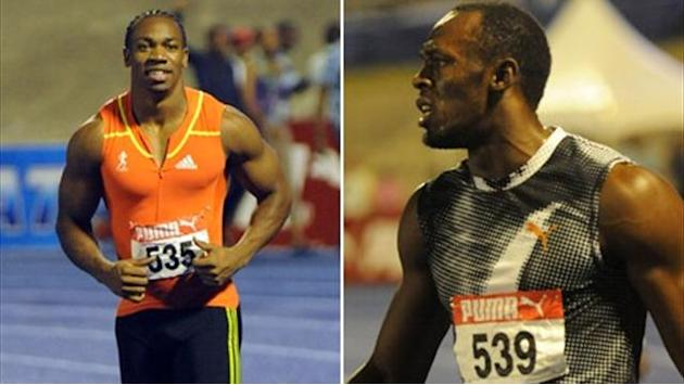 "Video: Yohan Blake fa 9""85, Bolt trema"