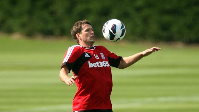 Michael Owen knows he is not guaranteed a starting place at Stoke