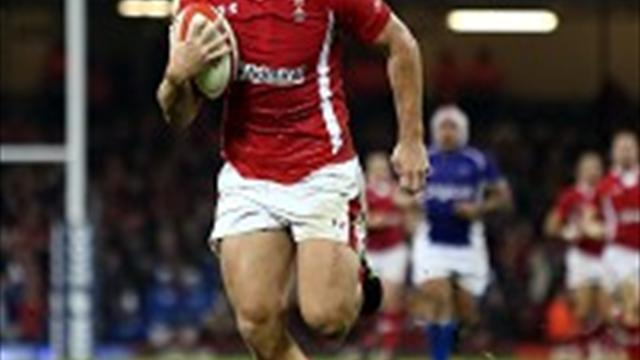 Rugby - Beck injury blow for Wales