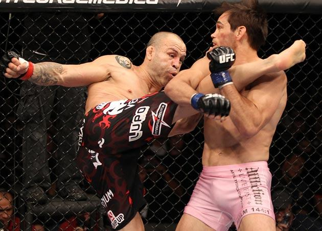 Wanderlei Silva vs Rich Franklin II