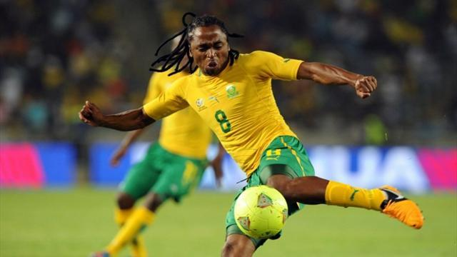 African Cup of Nations - Group A: South Africa v Angola LIVE
