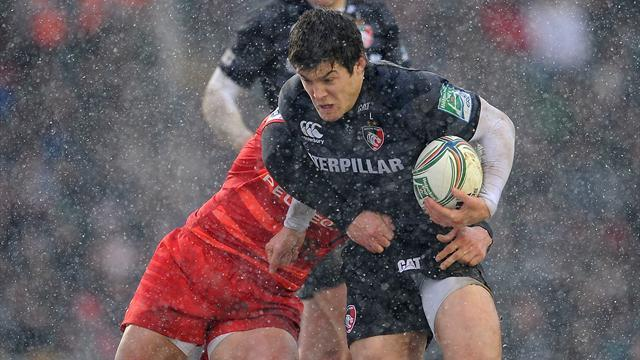 Heineken Cup - Leicester, Munster move on as Leinster, Toulouse crash out