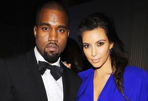 Kanye West and Kim Kardashian | Photo Credits: Dimitrios Kambouris/WireImage