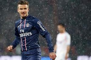 Beckham has kept his technique, says Valbuena