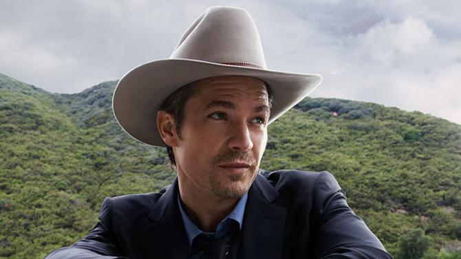 """Timothy Olyphant  stars as Raylan Givens in """"Justified."""""""