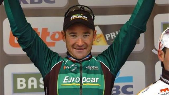 Voeckler goes solo to win Brabantse Pijl