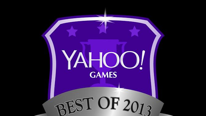 Yahoo Games: Best of 2013 Awards