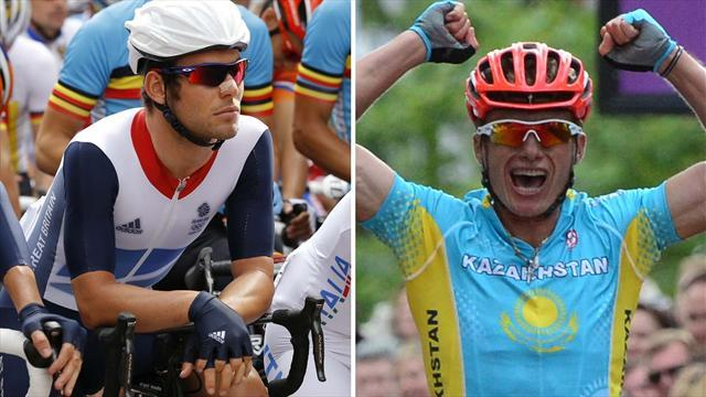 Olympic Games - Cavendish blames rivals as Vino wins Olympics