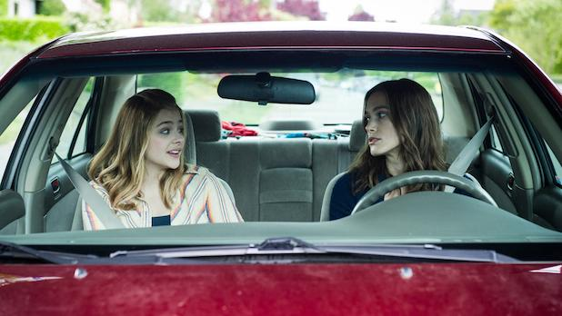 Sundance: Keira Knightley Comedy 'Laggies' Drawing Interest From Fox Searchlight, Lionsgate (Exclusive)