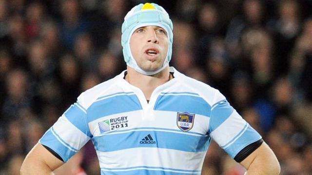 Rugby Championship - Argentina forwards cited for biting and gouging