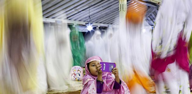 In pictures: Ramadan around the world