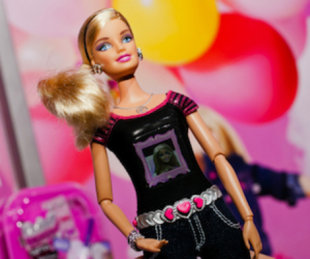 Barbie Photo Fashion Doll