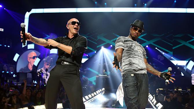 2012 iHeartRadio Music Festival - Day 2 - Show