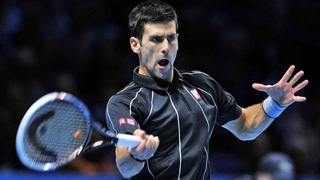 ATP World Tour Finals - Djokovic remains perfect with Gasquet win