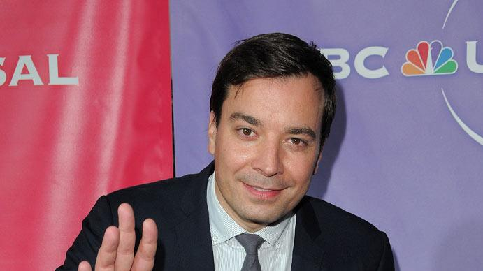 """Late Night With Jimmy Fallon's"" Jimmy Fallon arrives at NBC Universal's 2010 TCA Summer Party on July 30, 2010 in Beverly Hills, California."
