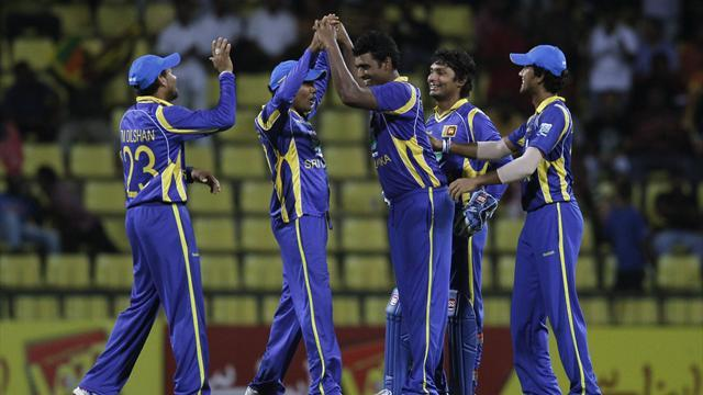 Cricket - Sri Lanka players available after pay row solved