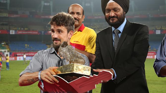 Indian Super League 2016 - Marcelinho departs Delhi Dynamos for Brazil's Lions Avai