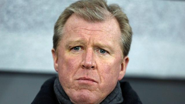 Championship - McClaren rules out top-two finish