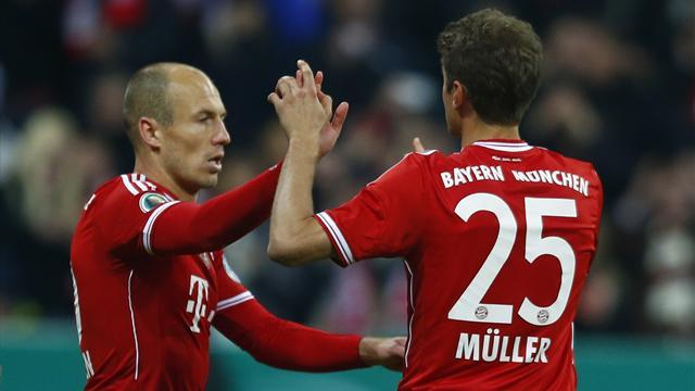 Bundesliga - Bayern CEO opens door for departures