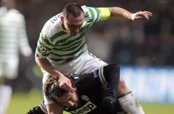 Celtic midfielder Brown to miss Juventus tie with abductor injury