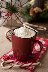 Peppermint Latte