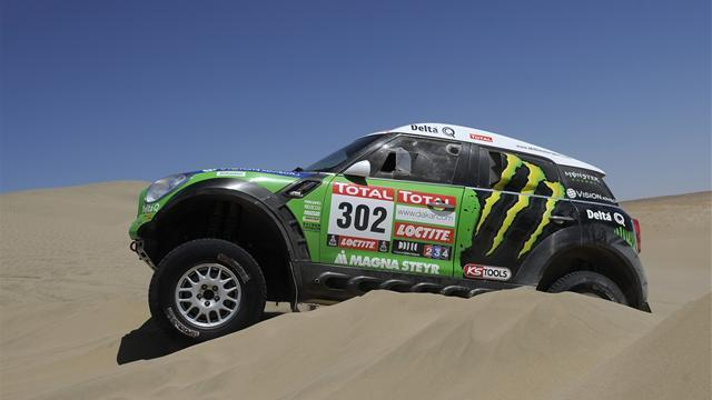 Dakar - Dakar 2013 to start in Peru