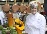 Chef Nadia Santini of Dal Pescatore in Italy has been named the World's Best Female Chef