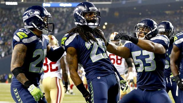 American Football - Brief profiles of key Seattle Seahawks in Sunday's Super Bowl
