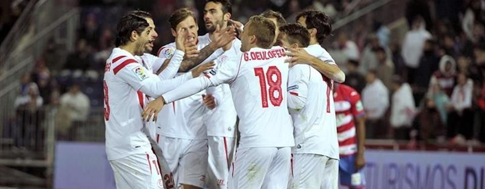 Video: Granada vs Sevilla