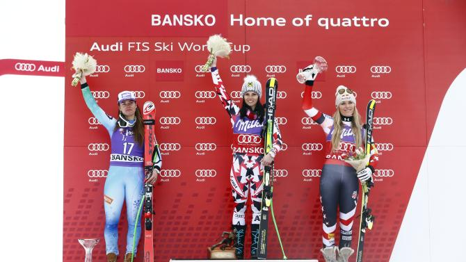 Audi FIS Alpine Ski World Cup - Women's Super Giant Slalom