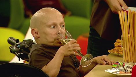 Verne Troyer on Celebrity Big Brother 6