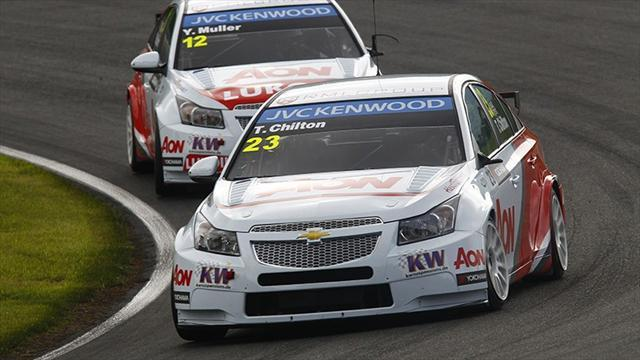 WTCC - Chilton outdoes Muller in Argentina FP2