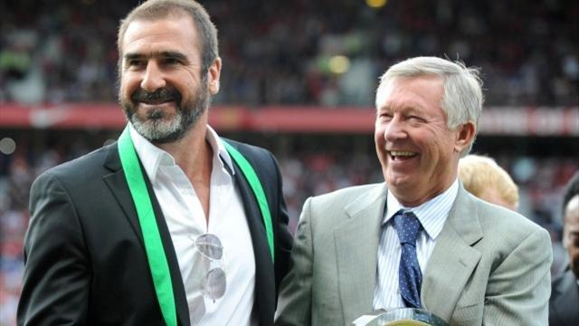 Premier League - Cantona, van Nistelrooy to attend Fergie statue unveiling