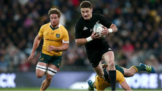 Barrett re-signs with New Zealand
