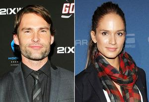 Seann William Scott, Lindsay Frimodt  | Photo Credits: Michael N. Todaro/FilmMagic, Jamie McCarthy/WireImage