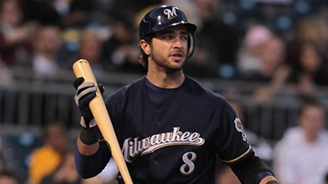 Baseball - Remorseful Braun apologizes to sample collector