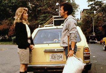Meg Ryan and Billy Crystal in MGM/UA Home Entertainment's When Harry Met Sally...