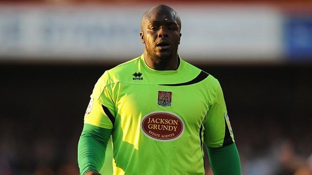 Football - Akinfenwa unsure of future