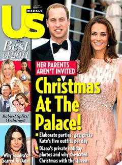"Kate Middleton's First Royal Christmas ""Laced With Pitfalls"""