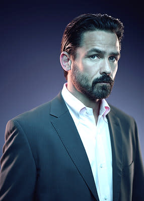 """Billy Campbell as Jordan Collier USA's """"The 4400"""" 4400"""
