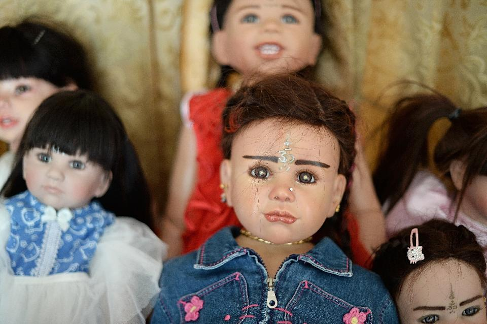 A bizarre trend for life-size dolls in Thailand is forcing ...
