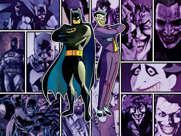 Batman and Joker: Through the Years