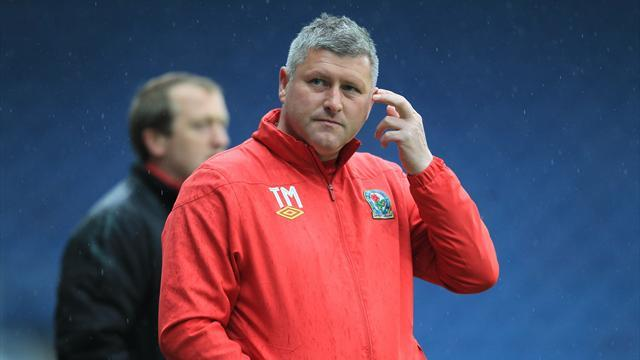 Championship - Blackburn add McPhillips and Grant to staff