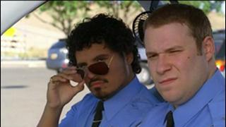 Observe And Report: Featurette