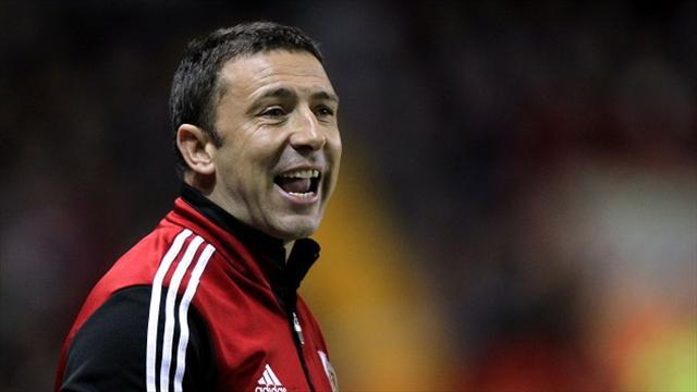 Scottish Premiership - McInnes happy with resilient Aberdeen