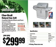 Retailers: Let Your Tickets Do the Heavy Lifting image Outdoor Barbeque Detailed Product Information5