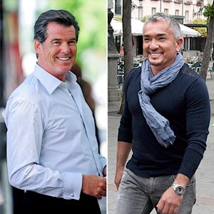 Pierce Brosnan, Cesar Millan Help Support California Spay and Neuter License Plate Fund