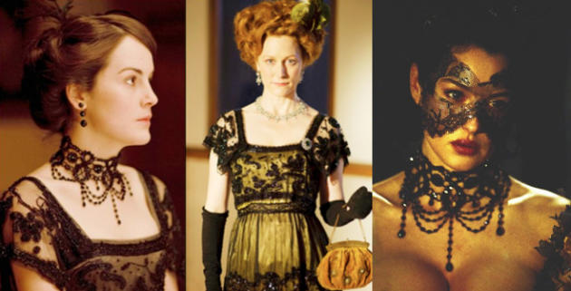 """Downtown Abbey"" vs. ""Titanic"" vs. ""Brotherhood of the Wolf"""