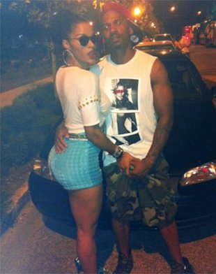 Love & Hip-Hop's Joseline Grabs Stevie J's Manhood!