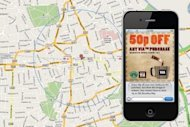 Location Based Advertising: Data Driven Marketing for 2013 image sbux 300x200